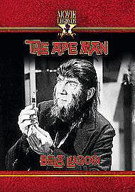 The Ape Man  DVD NEW