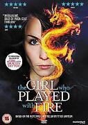 The Girl Who Played with Fire DVD