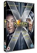 X Men First Class DVD