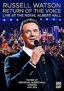 Russell Watson DVD