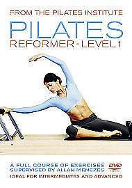 Pilates: Reformer - Level 1 DVD NEW