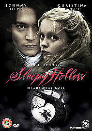 Sleepy Hollow DVD - <span itemprop='availableAtOrFrom'>nottingham, Nottinghamshire, United Kingdom</span> - Sleepy Hollow DVD - nottingham, Nottinghamshire, United Kingdom