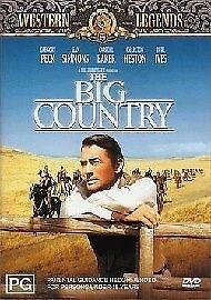 The Big Country (DVD, 2004) B10-fb18- LIKE NEW !