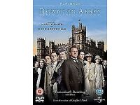 Downton Abbey Series one 3 disc box set watched twice