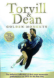 Torvill-and-Dean-Golden-Moments-DVD-MINT-CONDITION-REGION-2-UK