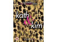 Kath and Kim Series 1&2 DVD box set