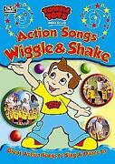 Tumble Tots Action Songs