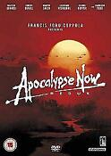 Apocalypse Now Redux DVD