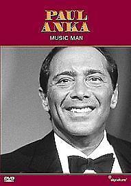 Paul Anka - Music Man (DVD, 2006)