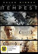 The Tempest DVD