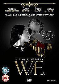 W.E. - DVD - Brand New - Rental DVD