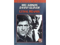 Lethal Weapon (DVD, 2001, Director's Cut) Mel Gibson Danny Glover