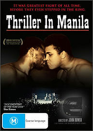 JOE-FRAZIER-THRILLER-IN-MANILA-DVD-NEW