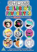 Ultimate Children's Favourites DVD