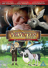 Velveteen Rabbit DVD 2012 - <span itemprop=availableAtOrFrom>Westbury, UK, United Kingdom</span> - Returns accepted Most purchases from business sellers are protected by the Consumer Contract Regulations 2013 which give you the right to cancel the purchase within 14 days after the - Westbury, UK, United Kingdom