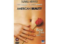American Beauty (DVD, 2000) Kevin Spacey Chris Cooper Annette Bening