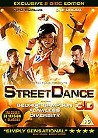 Street Dance Double Pack DVD 2012 2Disc Set - <span itemprop=availableAtOrFrom>Birmingham, West Midlands, United Kingdom</span> - Street Dance Double Pack DVD 2012 2Disc Set - Birmingham, West Midlands, United Kingdom