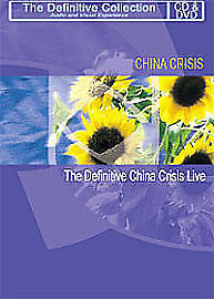 China-Crisis-The-Definitive-China-Crisis-BRAND-NEW-CD-AND-DVD-SET-SEALED