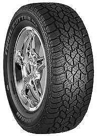 LT285/65R18 TEMPRA TRAILCUTTER AT2 10PLY TIRES (4 LEFT)