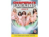 Desperate Housewives - Series 3 - Complete (DVD, 2007, 6-Disc Set, Box Set)