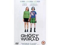 Ghost world DVD (2002)