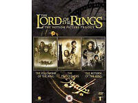 The Lord Of The Rings - Complete Trilogy