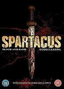 Spartacus Blood and Sand DVD