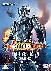Doctor Who - The Cybermen Collection (DVD, 2009, 2-Disc Set)