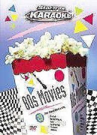 Karaoke - 80's Movies [DVD], New DVD, ,