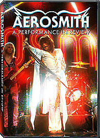 Aerosmith: A Performance in Review (DVD, 2010) NEW SEALED PAL