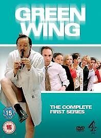 Green Wing: Series 1 DVD (2006) Tamsin Greig
