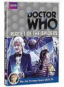 Doctor Who Planet of The Spiders