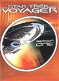 Star-Trek-Voyager-Series-1-Complete-DVD-2007-5-Disc-Set