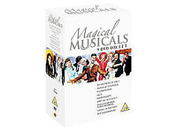 magical musicals 9 dvd boxset like new
