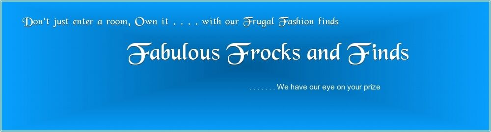Frocks and Finds