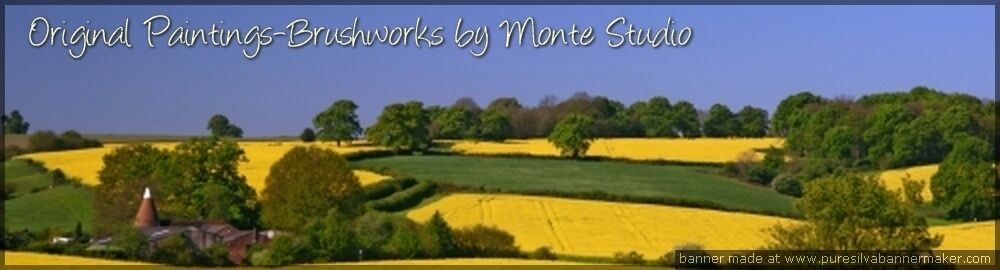 Brushworks by Monte