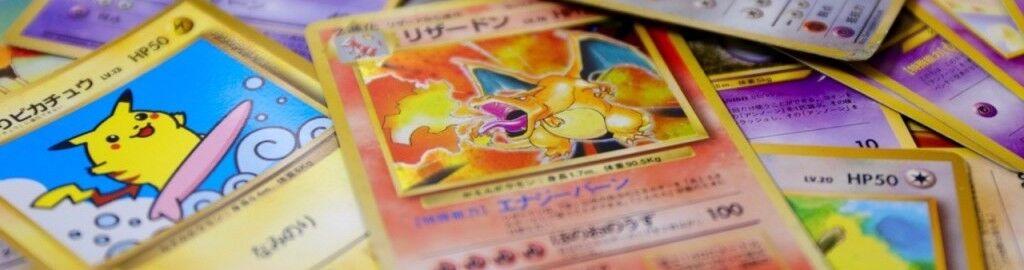 Pokemon card japan