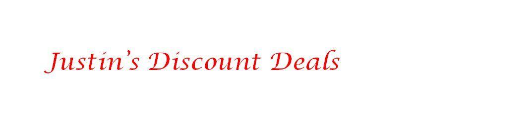 Justins Discount Deals