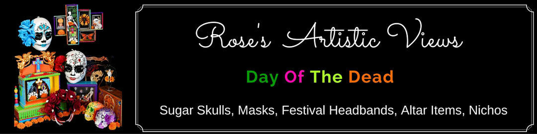 Artistic View Day Of The Dead