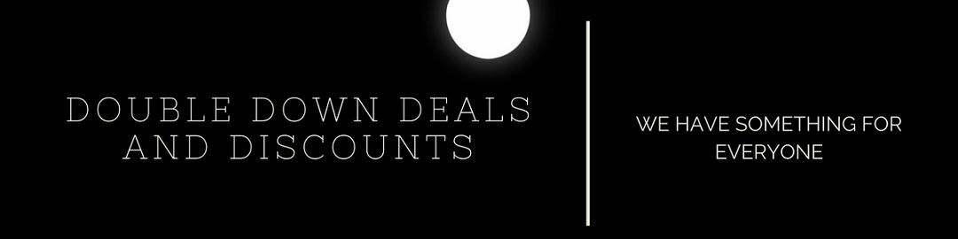Double Down Deals And Discounts