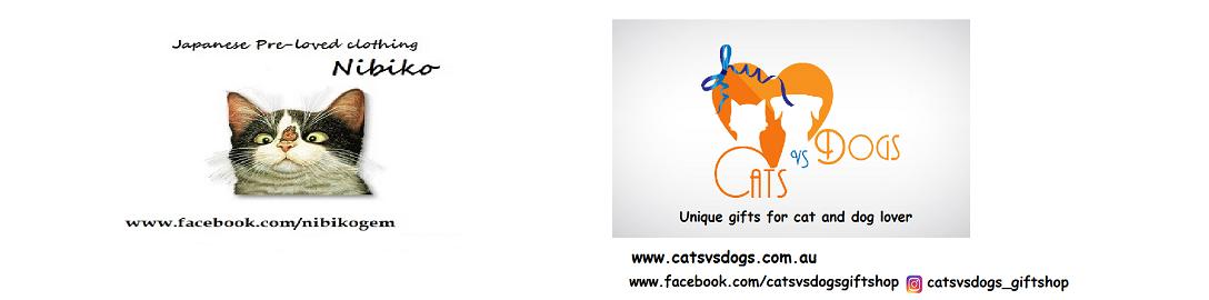 Nibiko/Cats VS Dogs gift shop