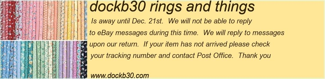 dockb30 rings and things