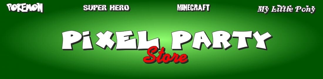 Pixel Party Store