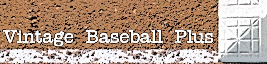 Vintage Baseball Plus