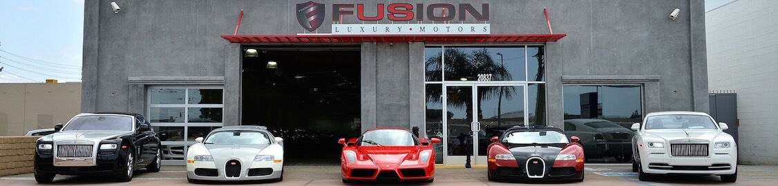 Fusion Luxury Motors