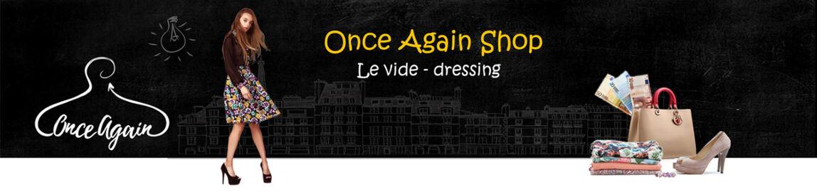 Once Again - La friperie en ligne