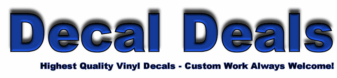 Decal Deals