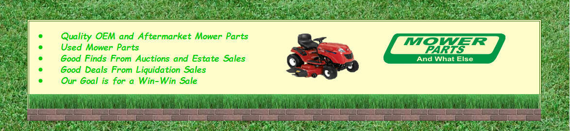 Mower+Parts+and+What Else