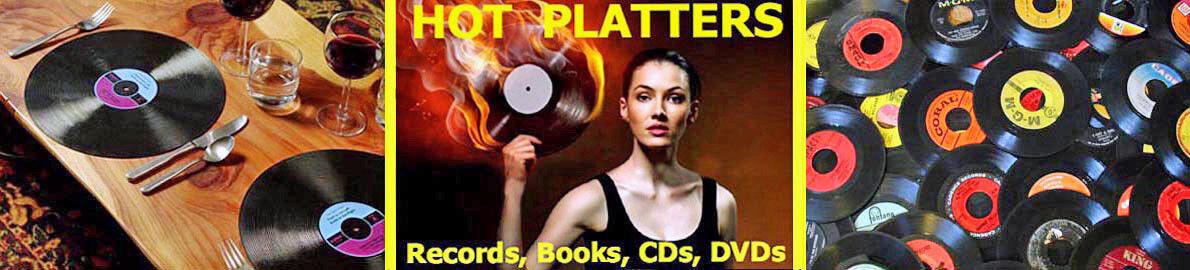 Hot Platters Music Store