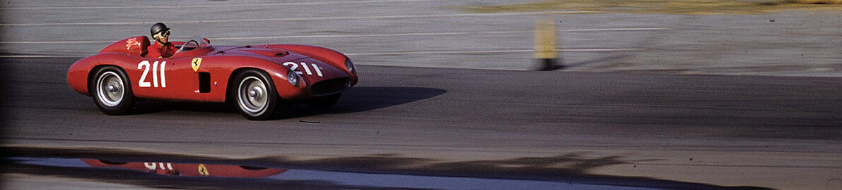 Vintage Sports Car Photos